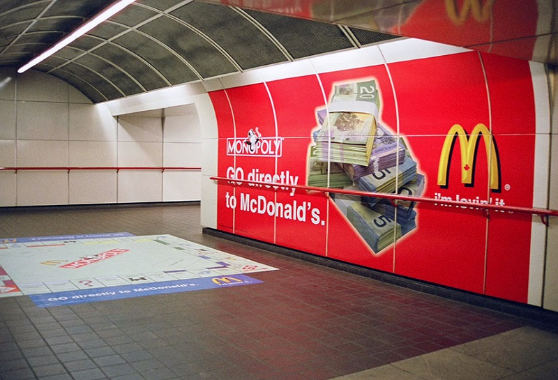 Transit Advertising