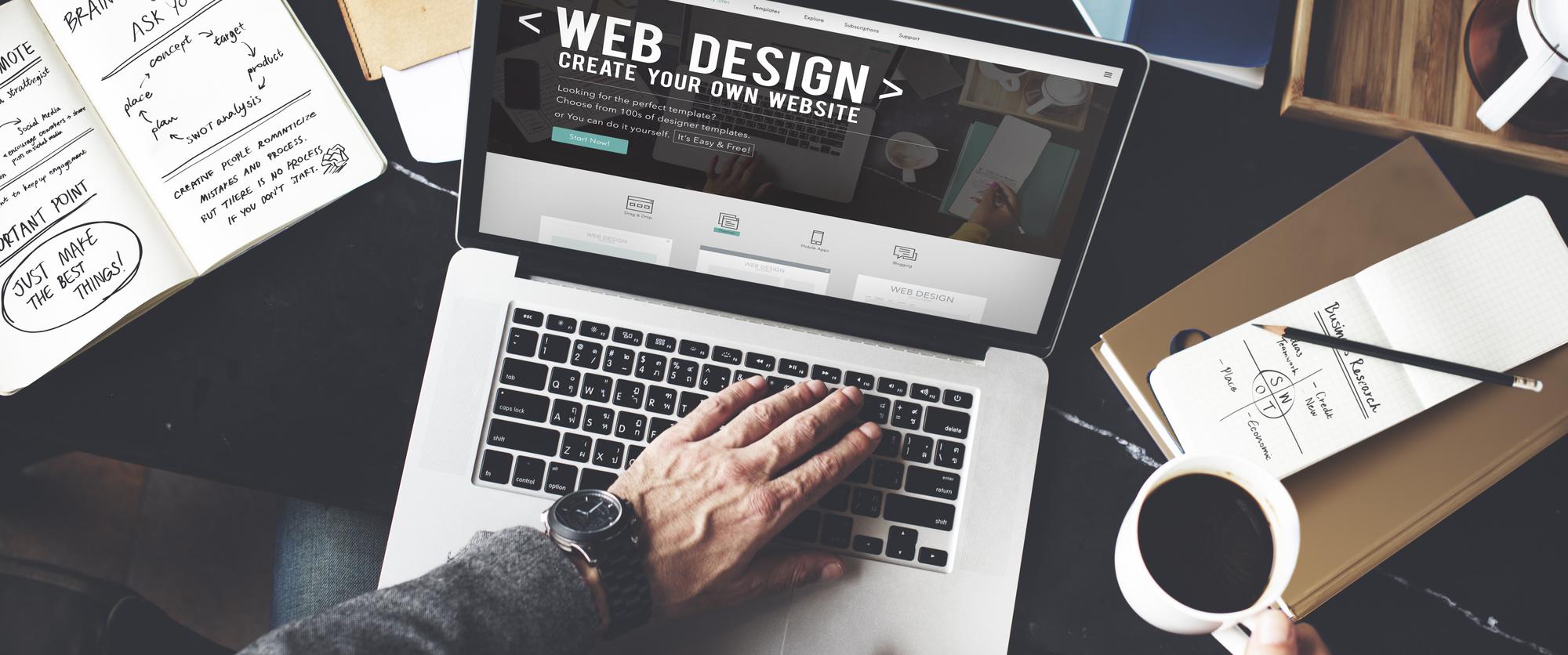 Bad Website Design