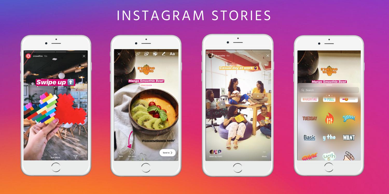 Instagram Stories Ads