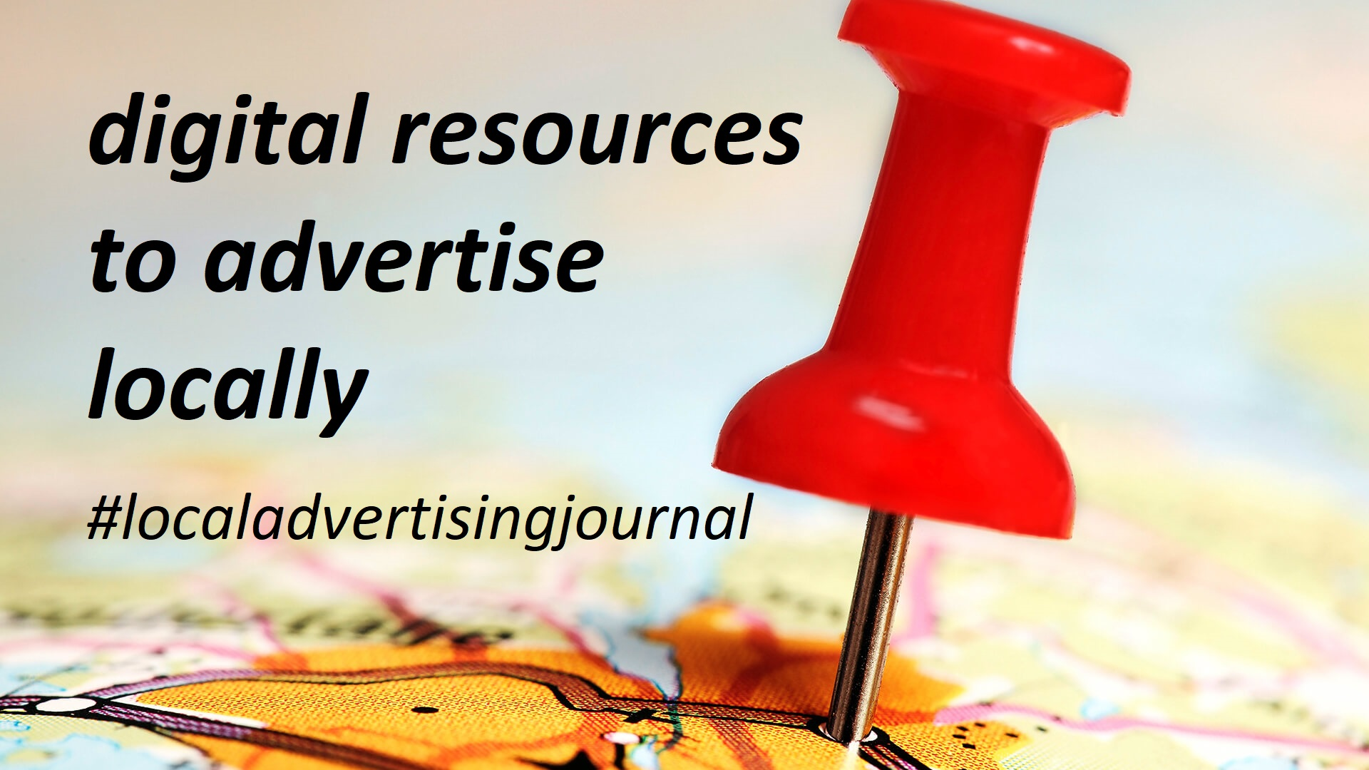 advertise locally