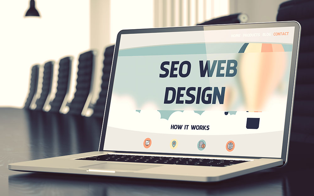 SEO web design: How to design an SEO Friendly website? - Local Advertising Journal