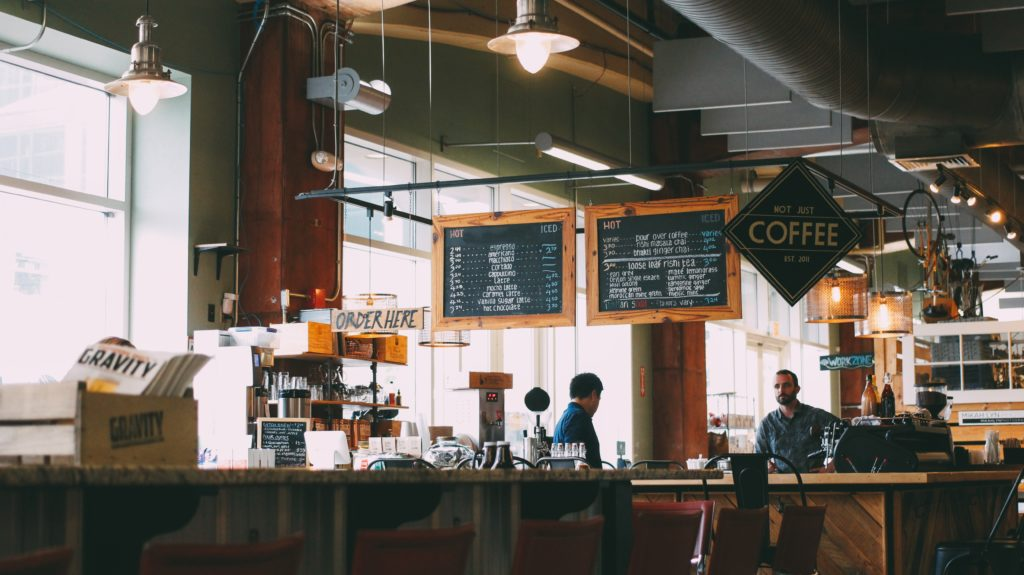 Names for coffee shops