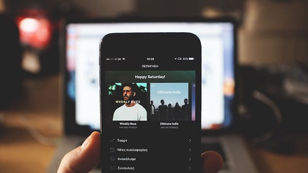 How to advertise on spotify