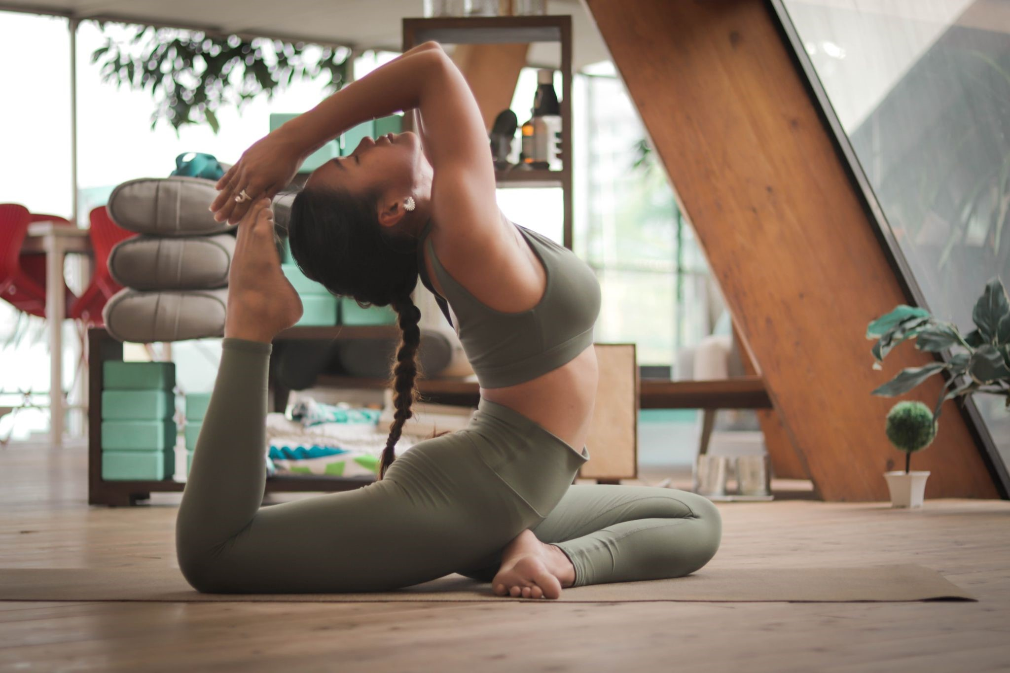 Marketing A New Yoga Studio