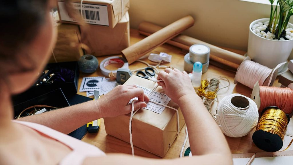 How to start a small business at home